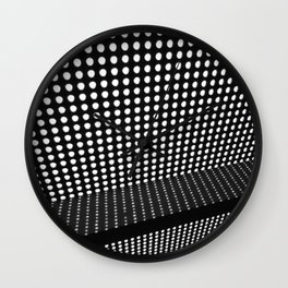 Dotted Wall Clock