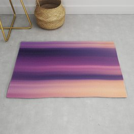 Abstract background blur motion Rug