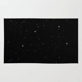 night sky. Rug