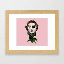 Bette Davis (The Anniversary) Framed Art Print