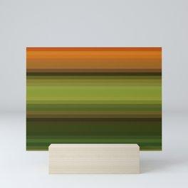 Re-Created Spectrum LVIII by Robert S. Lee Mini Art Print