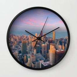 Chicago 03 - USA Wall Clock