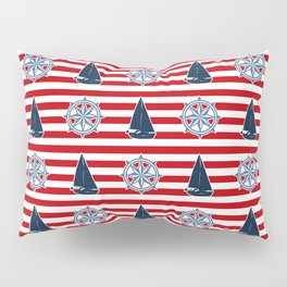 Nautical design Pillow Sham