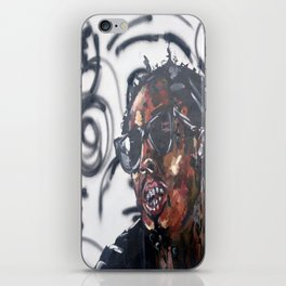 weezy f iPhone Skin