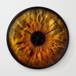 EYE Love to See You Wall Clock