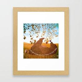 Spring 3 Framed Art Print