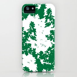 Song of nature - Day iPhone Case