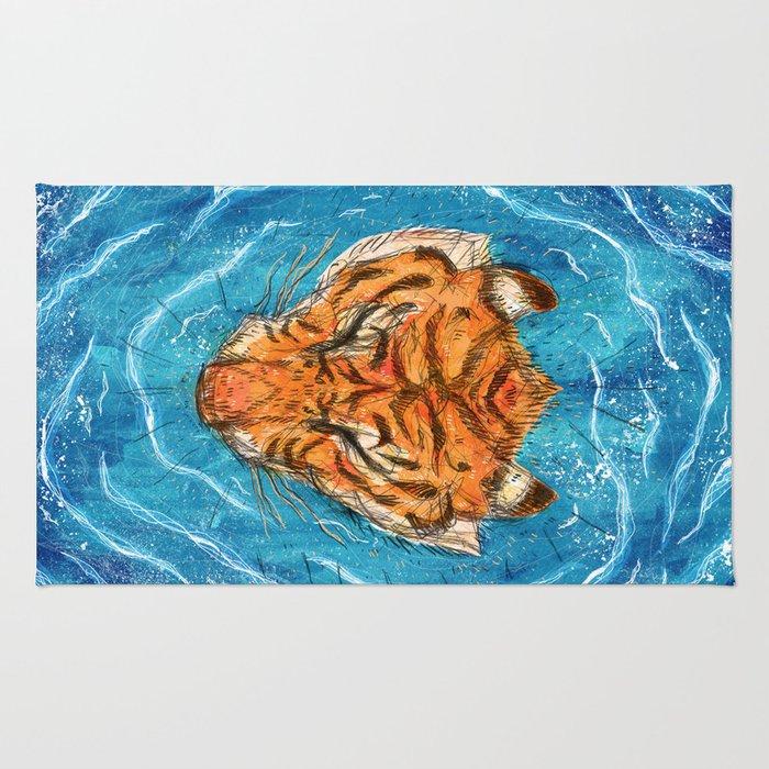 Tigress River Rug