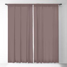 Behr Paint Raisin in the Sun Purple N120-6 Trending Color 2019 - Solid Color Blackout Curtain