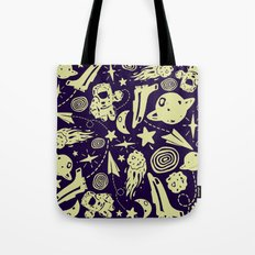 Spacely Tote Bag