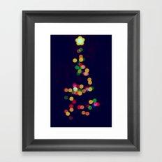 O Christmas Tree Framed Art Print