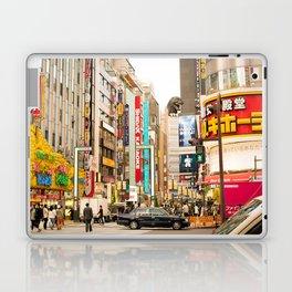 Kabukicho, Shinjuku. Laptop & iPad Skin