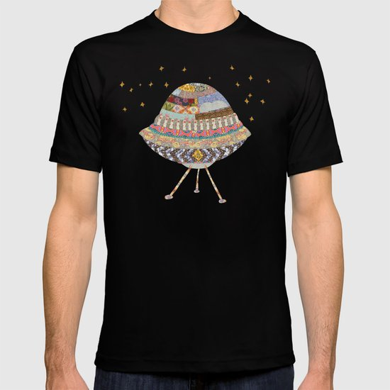My Spaceship Will Come T-shirt