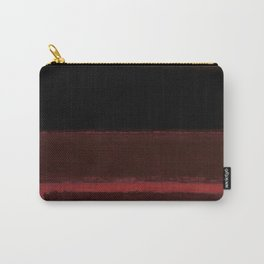 1958 Four Darks on Red by Mark Rothko Carry-All Pouch