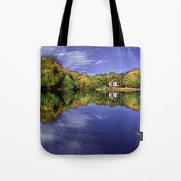 Villa Gallina Tote Bag