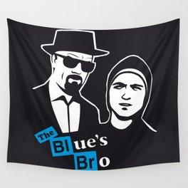 Breaking Bad - The Blue's Bro Wall Tapestry