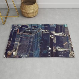 Top of the World Trade Rug