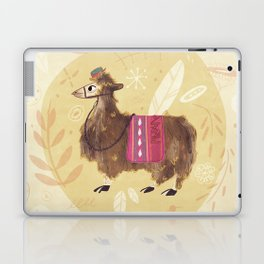 Llama Laptop & iPad Skin