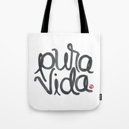 VIDA Tote Bag - POPPIES 3 by VIDA