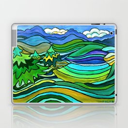 SPRING KINGDOM Laptop & iPad Skin