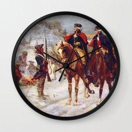 i am a dreamer 1776 Wall Clock