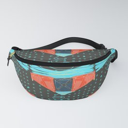Toy Plane Fanny Pack