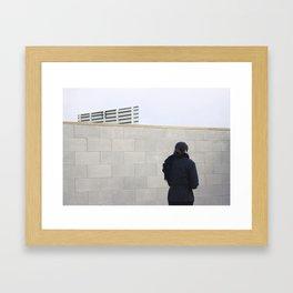 //2 Framed Art Print