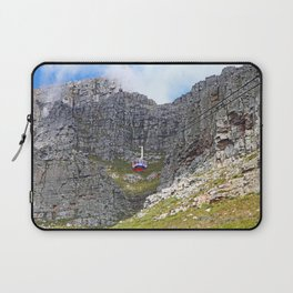 At Table Mountain, Cape Town South Africa Laptop Sleeve