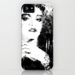 The Material Girl iPhone Case
