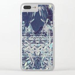 Isla de la Luna Clear iPhone Case