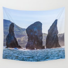 Kamchatka, Three brothers Wall Tapestry