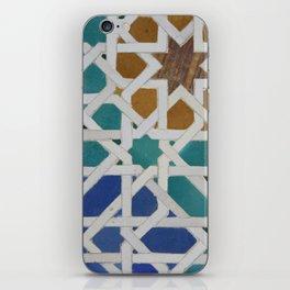 Real Alcazar ceramic tiles iPhone Skin