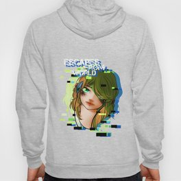 Escapes from world Hoody