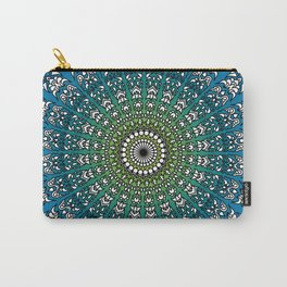 Harmonic Mandala Carry-All Pouch