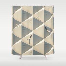 Urbana Solitude Shower Curtain