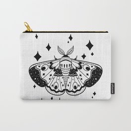 night moth  Carry-All Pouch