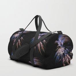 Feather firework Duffle Bag