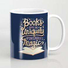 Books are magic Mug