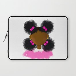Black Girls Love Pink Laptop Sleeve