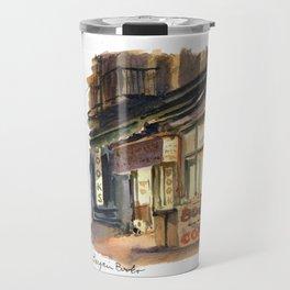 Bargain Books Travel Mug