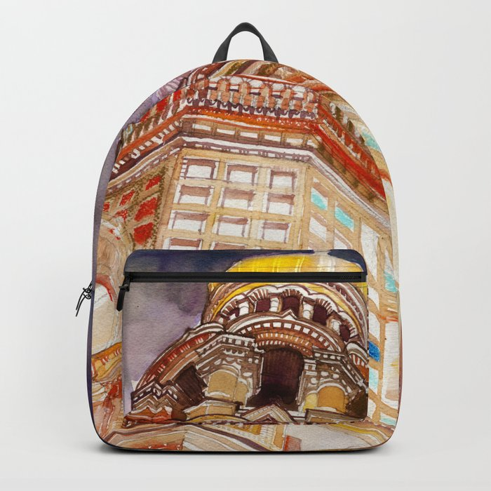 Saint Petersburg Backpack