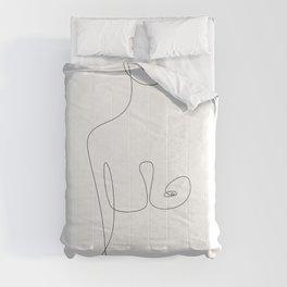 Lip To Nip Comforters