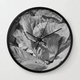 Noonday Farm Cabbage Wall Clock