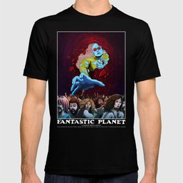 FANTASTIC PLANET  - THE HAND OF TERROR T-shirt