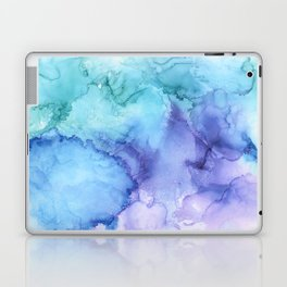 Northern Lights at Sea Laptop & iPad Skin