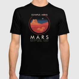 Mars adventure camp T-shirt