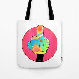 HelloTrilly - F*ck Off Tote Bag