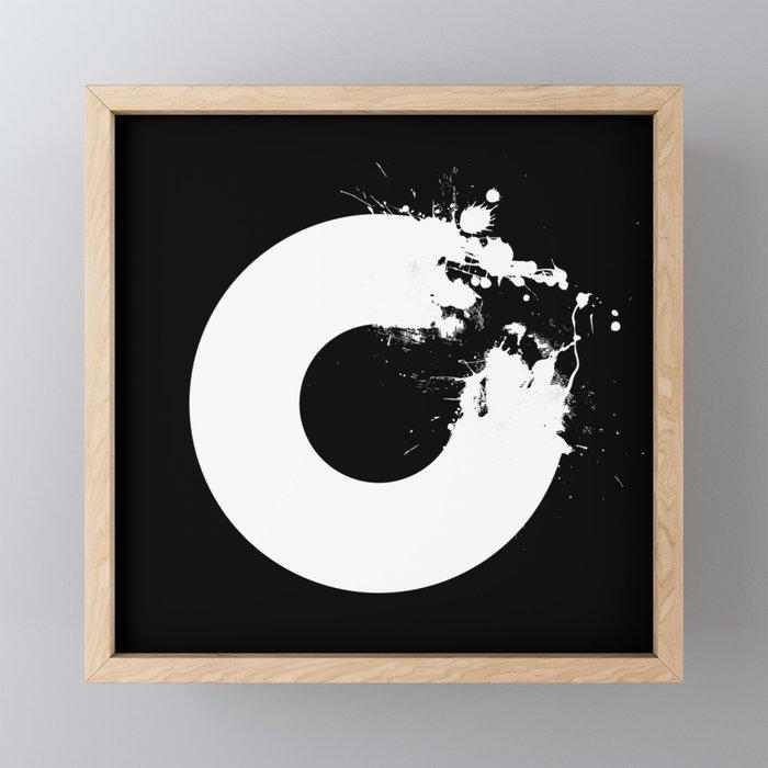 incomplete Framed Mini Art Print