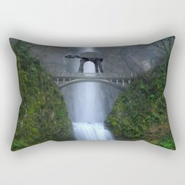 Let Nothing Stand in Our Way Rectangular Pillow