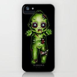 Zombie Kewpie iPhone Case